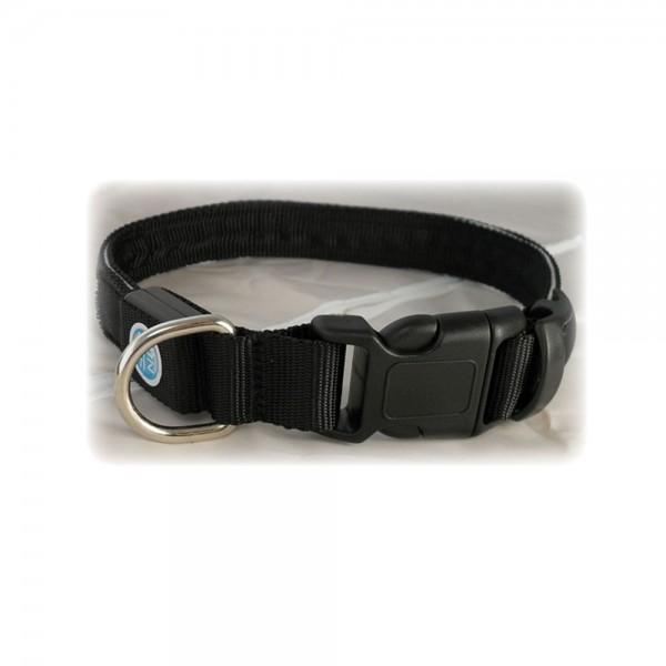 LED Farbe Blau Hundehalsband Halsband Leuchthalsband für Hunde