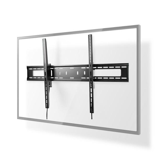 TV Halterung Wandhalterung neigbar für 60 - 100 Zoll Fernseher Wandhalter Universal max. 75kg