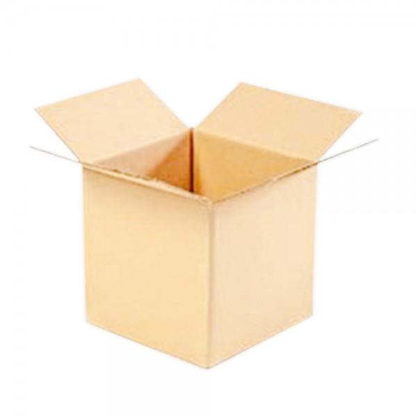 1x Karton Faltkarton Versandkarton Verpackungskarton 250x250x250mm