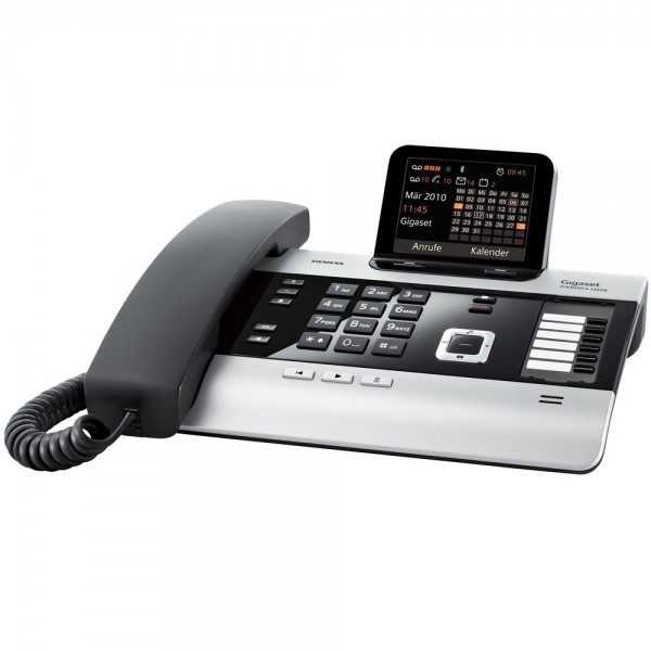 Siemens Gigaset DX600A ISDN Dect Festnetz Telefon Kabelgebunden mit AB