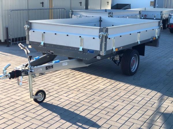 Stema PKW Hochlader Kastenanhänger Hänger Anhänger 1300kg 100km/h