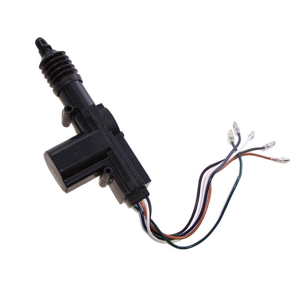 KFZ//Auto 5 poliger Universal ZV Stellmotor für Zentralverriegelung Fahrertür 12V