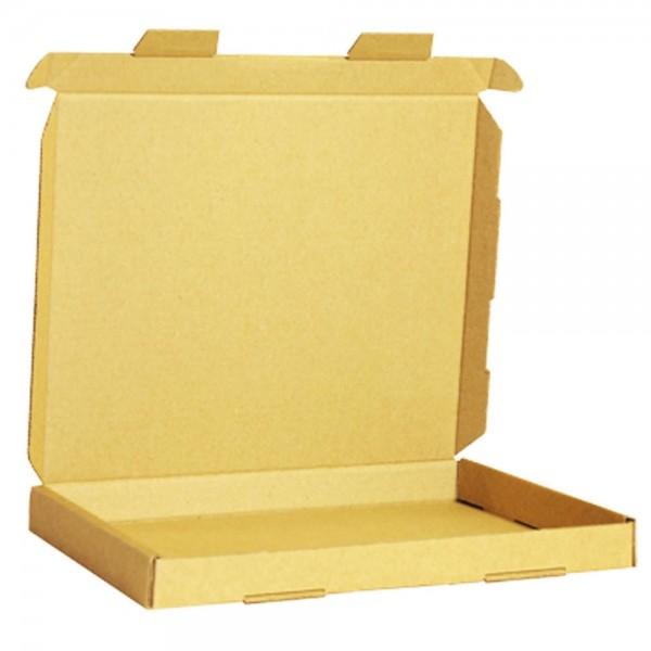 1x Versandkarton Briefkarton Großbrief Karton DIN A5 - 230 x 160 x 20 mm