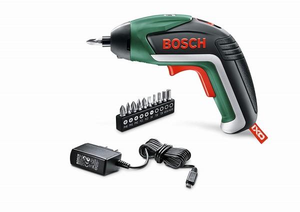 Bosch 603.9A8.006 IXO V Basic 3,6 Akkuschrauber, 100 W, 3.6 V