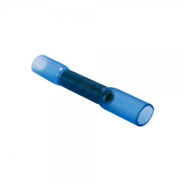 10x Stoßverbinder Steckverbinder Rundstecker Hülsen 1,5-2,5mm² Kabel