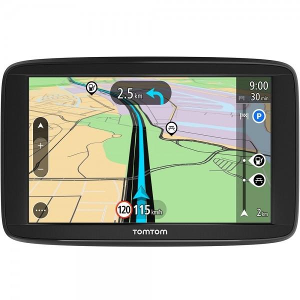 Navigationsgerät TomTom Start 62 Europe Traffic Navi 6Zoll 15cm 48 Länder Europa