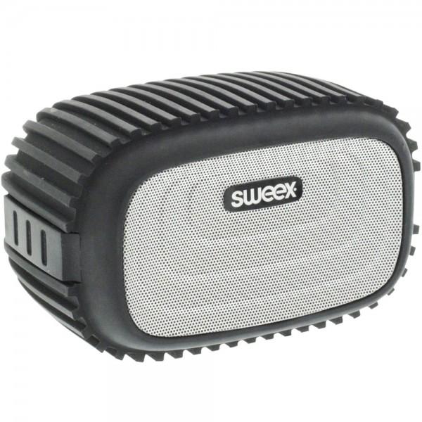Tragbarer Bluetooth Box Lautsprecher mit AUX & Freisprecheinrichtung