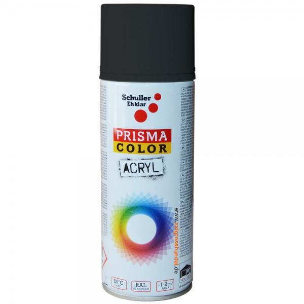 Spraydose Lackspray Sprühfarbe - Farbe RAL 7021 schwarzgrau