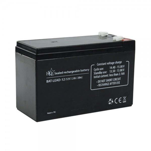Bleiakku Akku Wiederaufladbare Batterie 12 V 7,2 Ah
