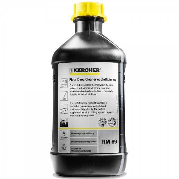 Kärcher Bodengrundreiniger RM 69 ASF eco!efficiency 2,5L Reinigungsmittel