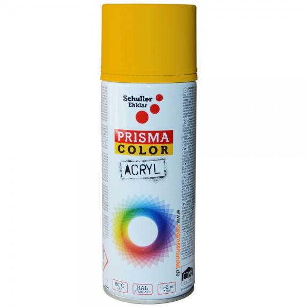 Spraydose Lackspray Sprühfarbe - Farbe RAL 1021M kadiumgelb matt