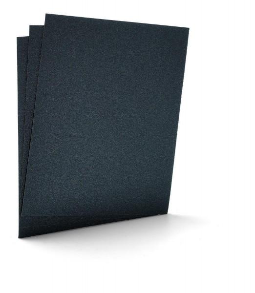 Schleifpapier Aquacut Einzelblatt 280x230mm Körnung 180