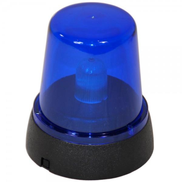 LED Polizei Blaulicht Leuchte blaue Party Beleuchtung Rundumleuchte Deko