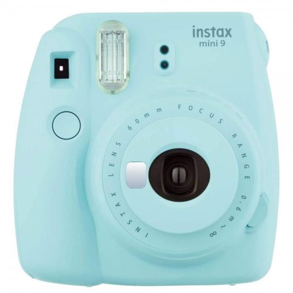 Sofortbildkamera Fujifilm Instax Mini 9 Kamera eis blau mini Digitalkamera