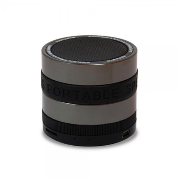 Bluetooth Klinken Lautsprecher Speaker für Smartphone Tablet PC MP3-Player