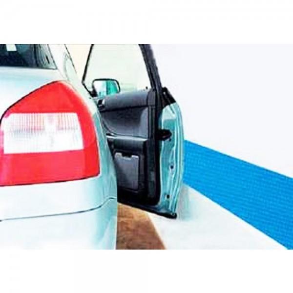 2 Autotür Schutzleiste Garage Wandschutz Schutzmatte 20 x 200cm selbstklebend