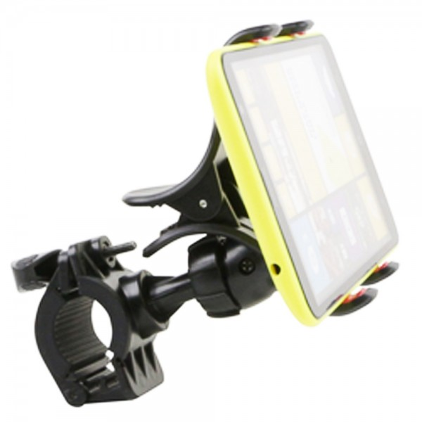 Fontastic Universelle Fahrradhalterung für Smartphone Mobiltelefon