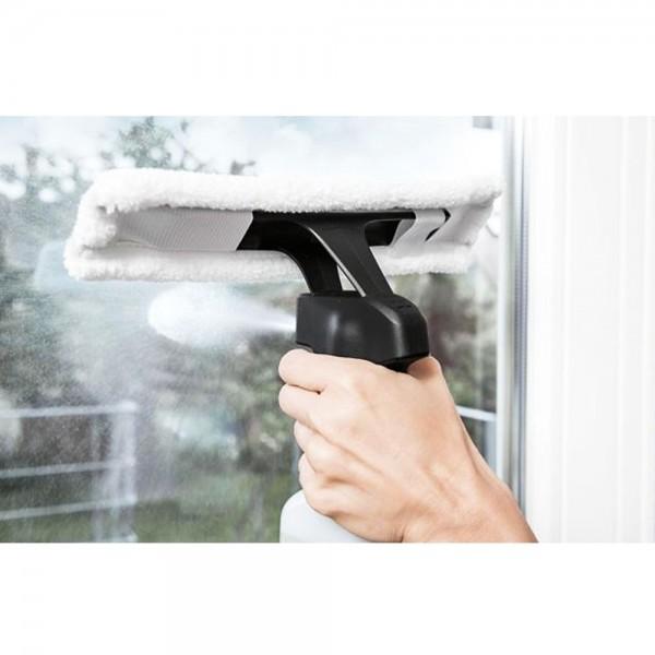 Sprühflasche Reinigungs Set für Kärcher Fensterreiniger WV 2 5 Plus Premium