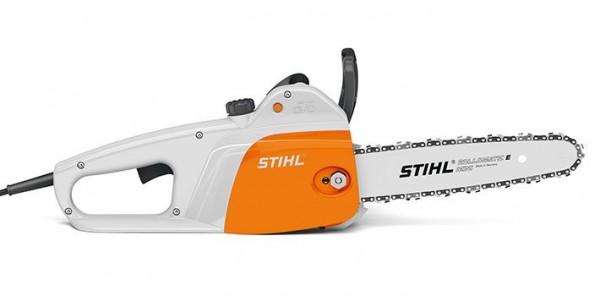 STIHL Elektro-Motorsäge MSE 141, 30cm Schienenlänge, PMM3
