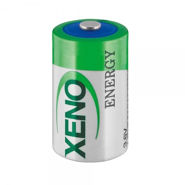 Batterie Xeno AA XL-050F 1/2AA ER14250 Lithium Spezialbatterie 3,6V 1200mA