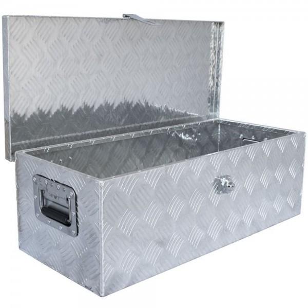 Werkzeugbox Deichselbox Staubox 760x335xH250mm Staukasten für Anhänger