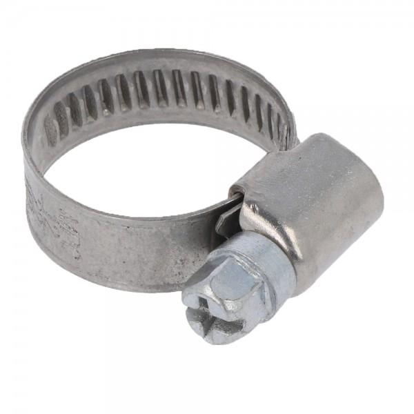 Schlauchschelle Rohrschelle Bandbreite 9 mm Ø 20-32mm DIN 3017 Schneckengewinde