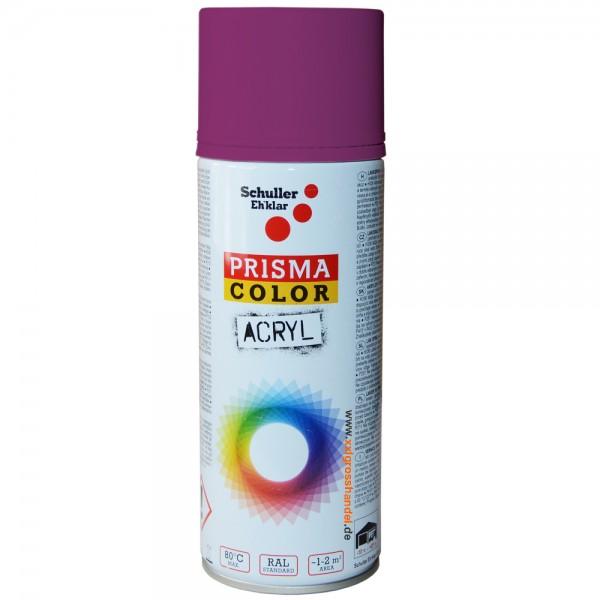 Spraydose Lackspray Sprühfarbe - Farbe RAL 4006 verkehrspurpur