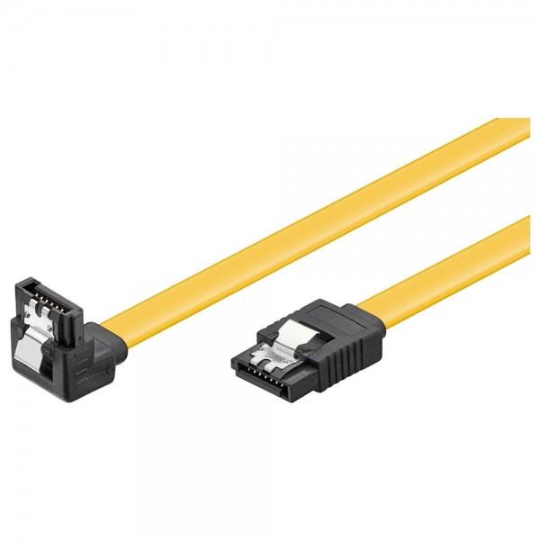 PC Computer Datenkabel HDD SATA S-ATA Kabel für Festplatte & Laufwerk