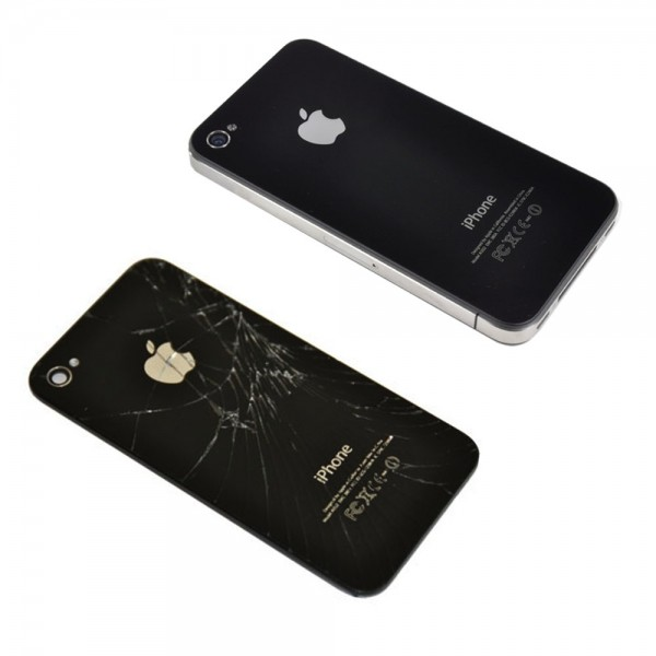 Apple iPhone 4s BackCover Glasscheibe Reparatur