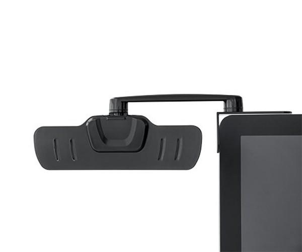 Dokumenthalter Papierhalter für PC Monitor Bildschirm selbstklebend