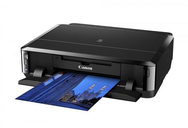 Canon PIXMA iP7250 Tintenstrahldrucker Drucker Farbdrucker WiFi USB