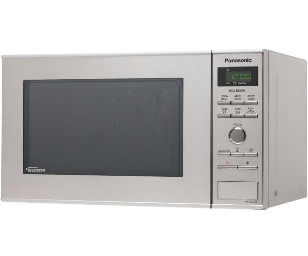 Panasonic Mikrowelle NN-SD 27 HSGTG Edelstahl 1000W 23l 10 Programme