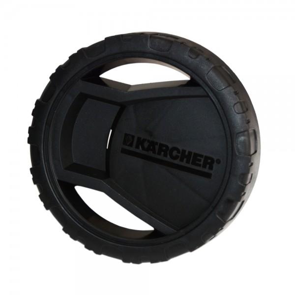 Ersatzrad 5.515-357.0 Rad 120mm für Kärcher Hochdruckreiniger K2 K3 FullControl