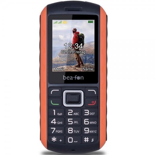 Outdoor Handy Bea-fon AL550 Baustellen Mobiltelefon IP67 Dual SIM