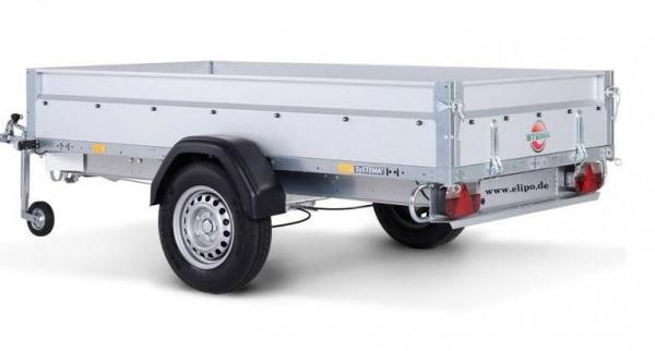Stema PKW KFZ STL 1300 Kastenanhänger mit Bremse Anhänger 1300kg