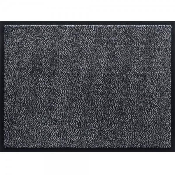 Schmutzfangmatte 135x200cm Fußmatte anthrazit Bodenmatte Türmatte Flurteppich