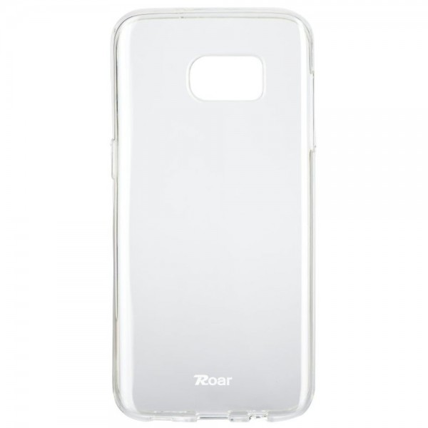 Silikon Schale für Samsung Galaxy S8 Plus Schutzhülle Jelly Roar Back Case Transparent