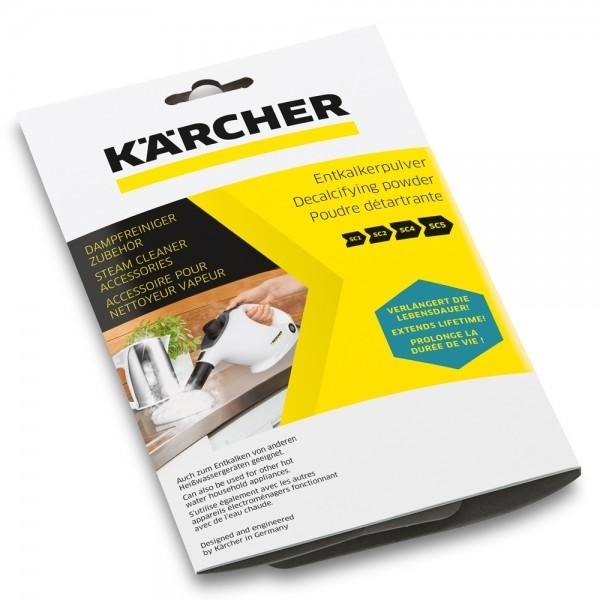Kärcher Entkalkerpulver Entkalker für Kaffeemaschine Wasserkocher Dampfreiniger