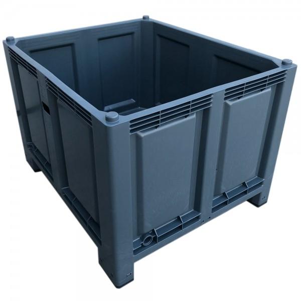 Kunstoff Palettenbox Stapelbox Box Kunststoffbox Behälter 120x100x83cm 550L