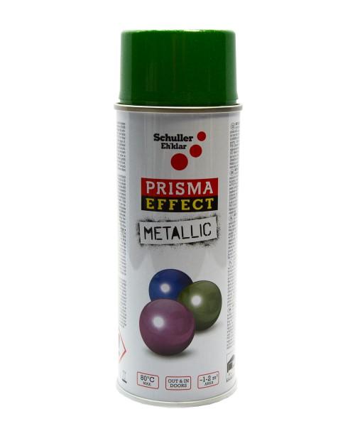 Spraydose Lackspray Sprühfarbe Prisma Effect Metallic grün