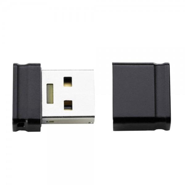 Intenso USB Stick 2.0 16GB Speicherstick extrem klein für Autoradio PC