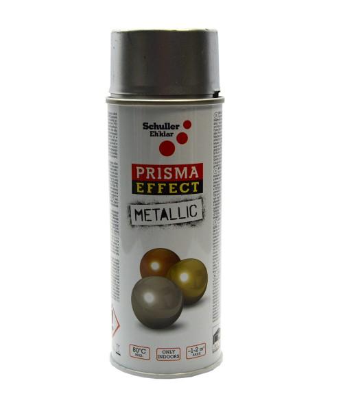 Spraydose Lackspray Sprühfarbe Prisma Effect Metallic silber