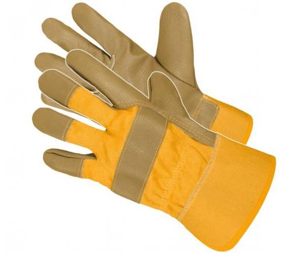 Handschuhe Arbeitshandschuhe Lederhandschuhe Größe 10