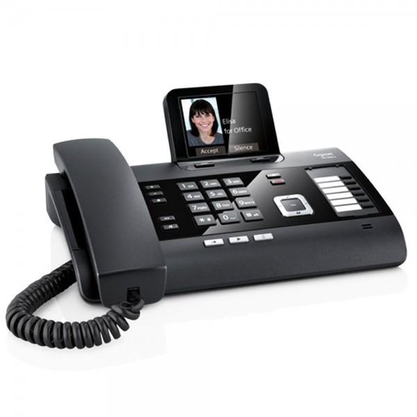 Schnurgebundenes Standart Telefon Gigaset DL500A mit Anrufbeantworter