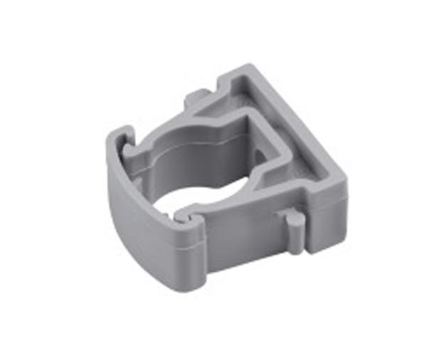 Rohrclip Rohrhalter Klemmschelle für Isolierrohr mit Klappverschluss M25