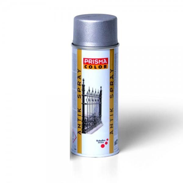 Spraydose Lackspray Sprühfarbe Prisma Effect Antik silbergrau