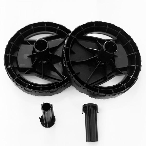 Ersatzrad Komplett Set 160 für Kärcher Hochdruckreiniger K2 K3 9.755-111.0