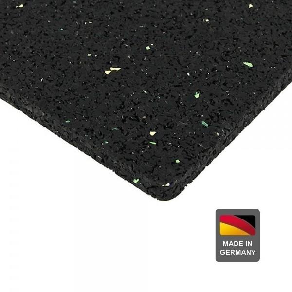 Unterlegmatte Bodenschutzmatte für Fitnessgeräte Bodenmatte 3mm 125x80 cm