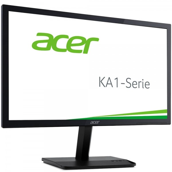 PC LED Monitor ACER KA241bid 61 cm 24 Zoll Full HD HDMI DVI VGA 5ms EEK: A