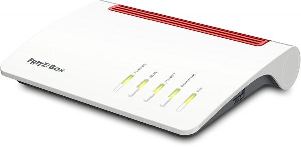 FRITZBox AVM 7590 WLAN Router Modem VDSL ADSL DECT ISDN WiFi AC 5GHz + N 2,4GHz
